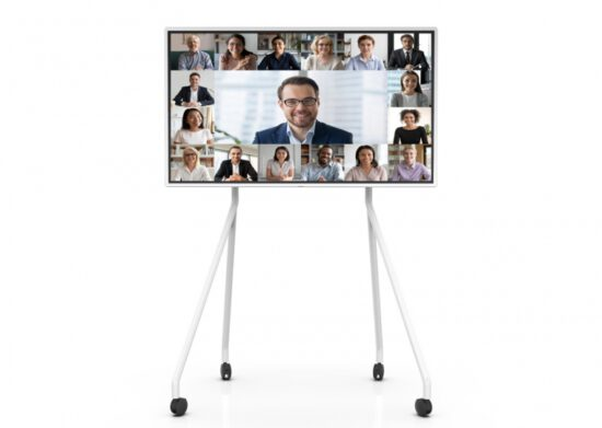 AOC SPT5512S Interactive Flat Panel SPT Series